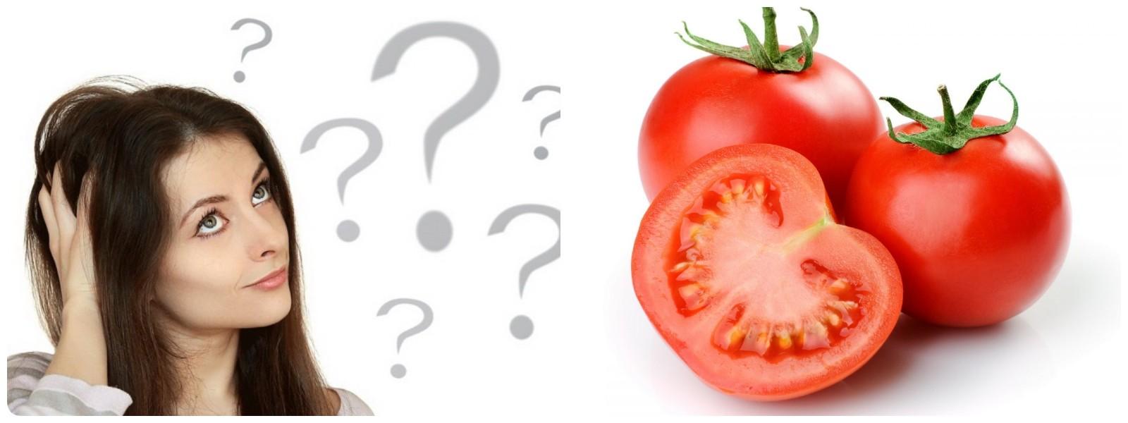 Trị mụn bằng cà chua có hiệu quả không?