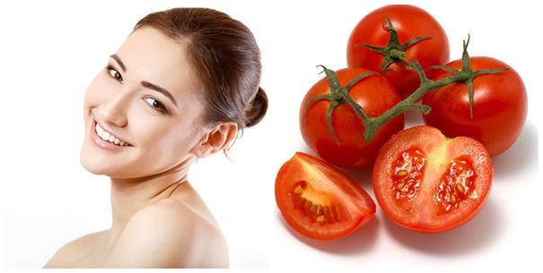 Cà chua có rất nhiều công dụng đối với sức khỏe làn da